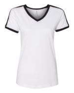 V Neck, Soccer Jersey, Made of Multi Color Polyester