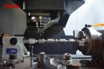 High quality bucket valve stem R455 for excavator spare part hydraulic distribution valve
