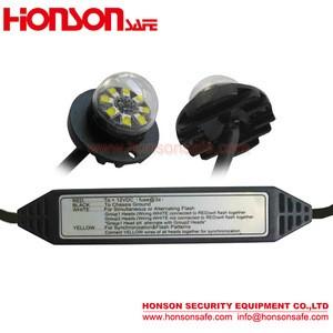 Led hide away kit warning strobe light Emergency Vehicle LED Hide away Warning Lights