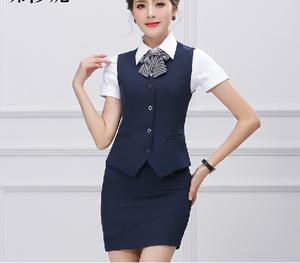 stewardess hotel bespoke uniform SHL560