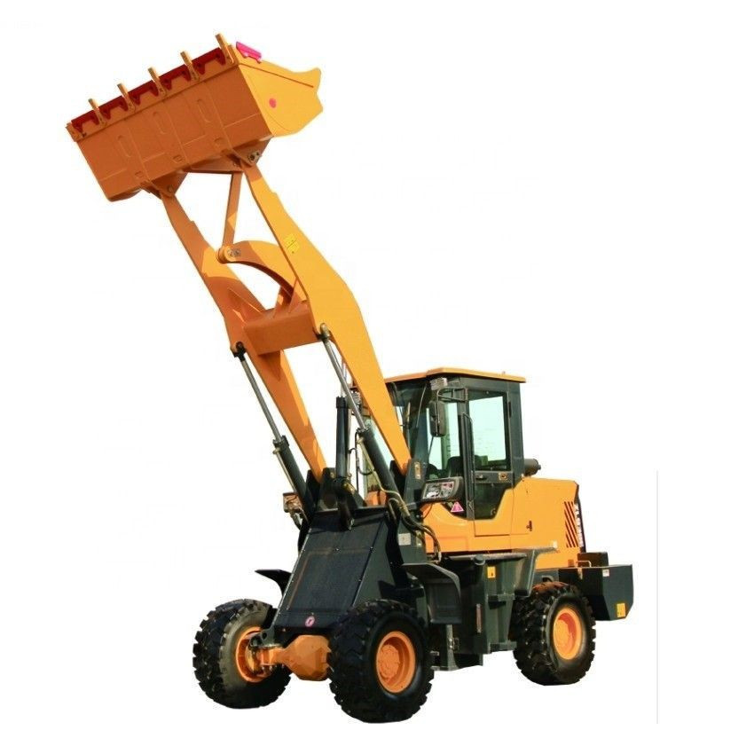 China manufactured articulated mini front end loaders for sale
