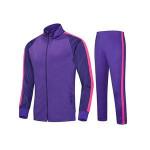 Mens Running Jogging Track Suit Warm up Jacket Running Suit Training Wear