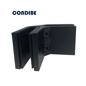 Condibe stainless steel 90 degrees corner glass fence clamp