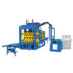 full automatic paving block machine cement interlocking brick making machine