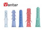 Plastic Expanding Screws Nylon Wall Plug Conical Anchor