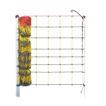 Protect animals plastic safety chicken garden fence net for poultry and small animal control
