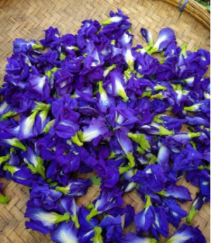 Organic Dried Butterfly Blue Pea