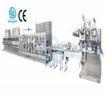 Single Sachet Wet Tissue Making Machine,Baby Wet Wipe Packing Towel Machine Price In China
