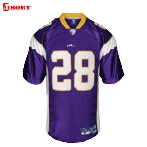Aibort american football uniform Customized Design American Football Jerseys and pant football sublimation