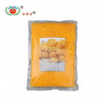 Cheap top sell fine wholesale popcorn machine yellow color sugar