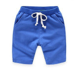 plain bulk children boutique sumer shorts with best service and low price