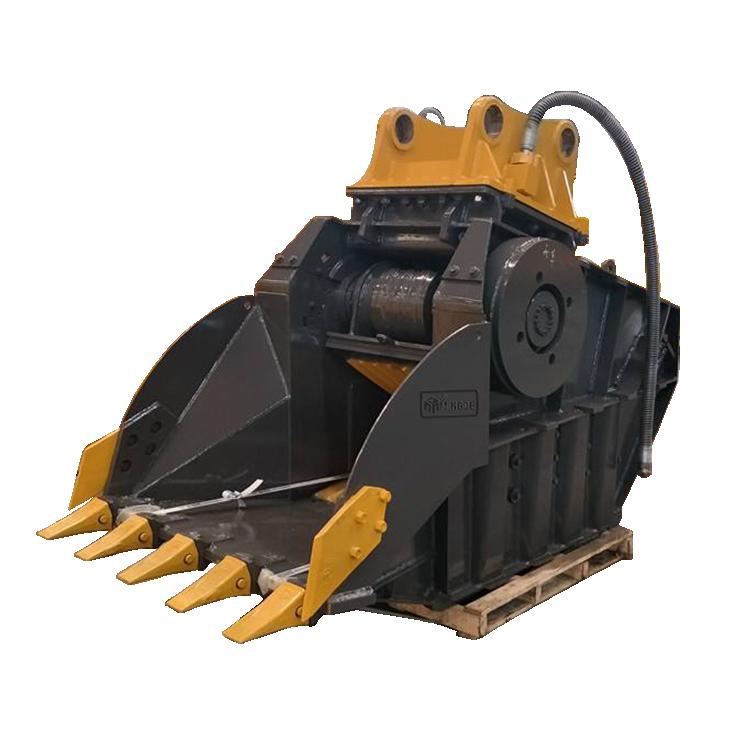 Cheaper price Crusher Bucket of stone breaker PC240