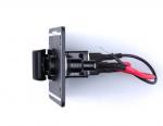 New fashion rocker switch panel circuit breaker for custom rocker switch panel