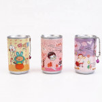 OEM 30pcs Cans Wet Wipe Metal Cylinder Wet Tissue Sanitary Skin Care Wet Wipes China