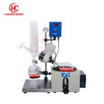 Professional alcohol distiller 2L rotary evaporator with shortpath distillation