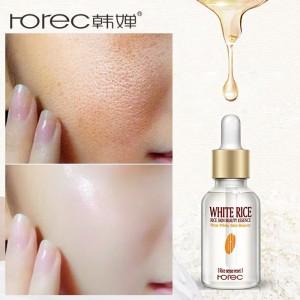 Rorec skin care moisturizing essence anti aging acne Treatment white rice serum