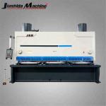 High performance Q11K NC Hydraulic gear cutting Q12K pendulum plate shearing machine with E21S