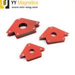Powerful permanent neodymium triangle welding magnetic clamp holder 25lb 50lb 75lb