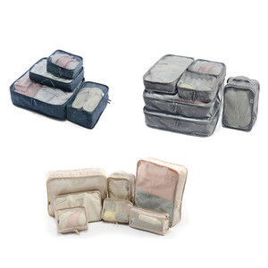 Blue-gray Traveling Bag Trolley Case Storage Travel toiletry kit