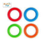 Tactile Fidget Gadget Bracelet Fidget Toy TPR Spiky Sensory Ring