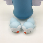 TPR Slow Rising Anti Stress Anxiety Animal Toys Cute  Random Mochi Squishies Set