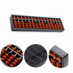 15 Digits Abacus Soroban Beads Column Kid School Learning Aids Tool Math Business Chinese Traditional Abacus Educational Toys
