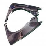 CF Auto parts for Scirocco R Front Fender (Pair) Carbon Fiber