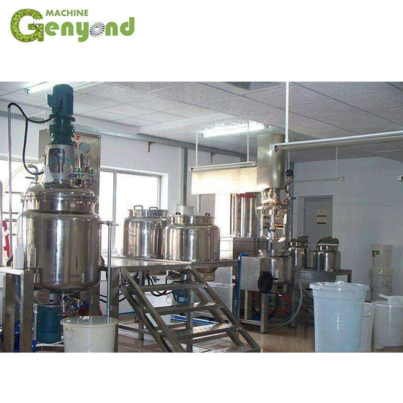 Factory made handmade soap equipment