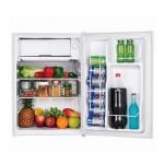 Small Mini Single Door Home Compressor Fridge Refrigerator (USCF-68)