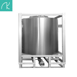 1000L stainless steel tank storage equipment for liquid chemical