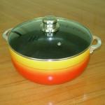 aluminium non-stick cookware