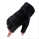 Bodybuilding Workout gym sports gloves Wholesale durable half finger weight lifting custom gym gloves for men and women