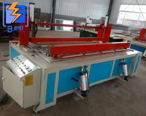 Hot Wedge Welder Butt Sheet Welding Machine for HDPE PP PVC Plastic Welding