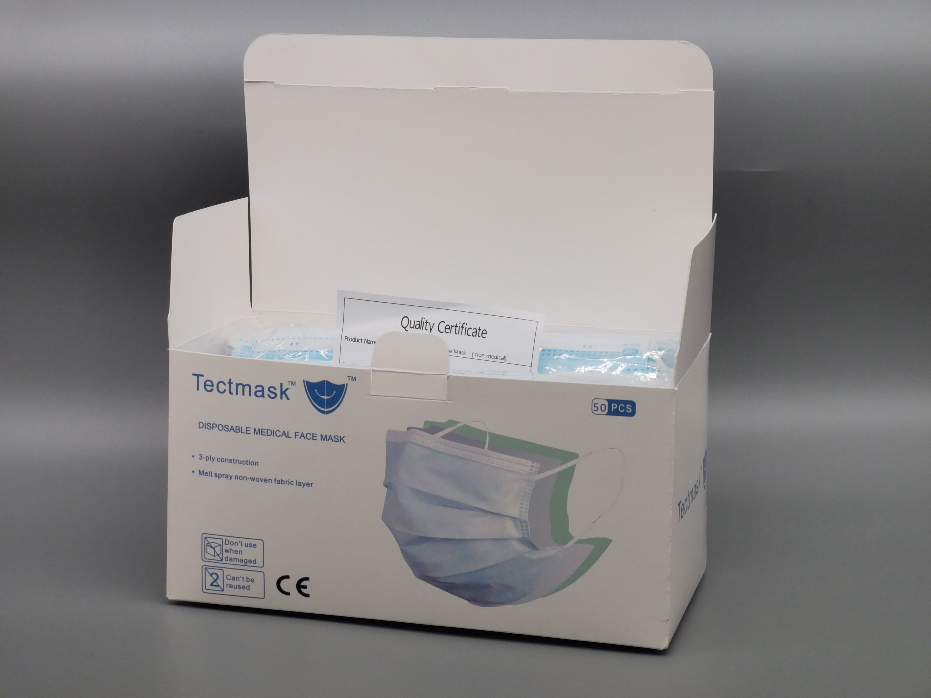 Import Disposable Medical Mask, Surgical Mask from China