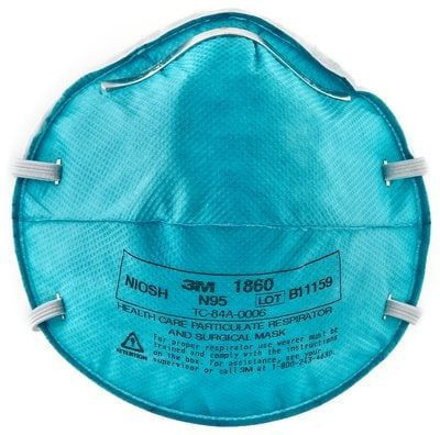 Import 3M 1860 N95 Masks from USA