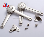 Smooth surface treatment aluminum casting furniture parts