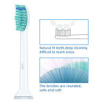 FDA CE ROHS sonic toothbrush heads for 6014 6064 9024