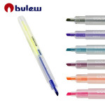 High quality dual head dry bible highlighters for coloring ,drawing