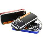 Manufacturer Of Radio MP3 Usb Professional Portable Radio CD Mp3 Player