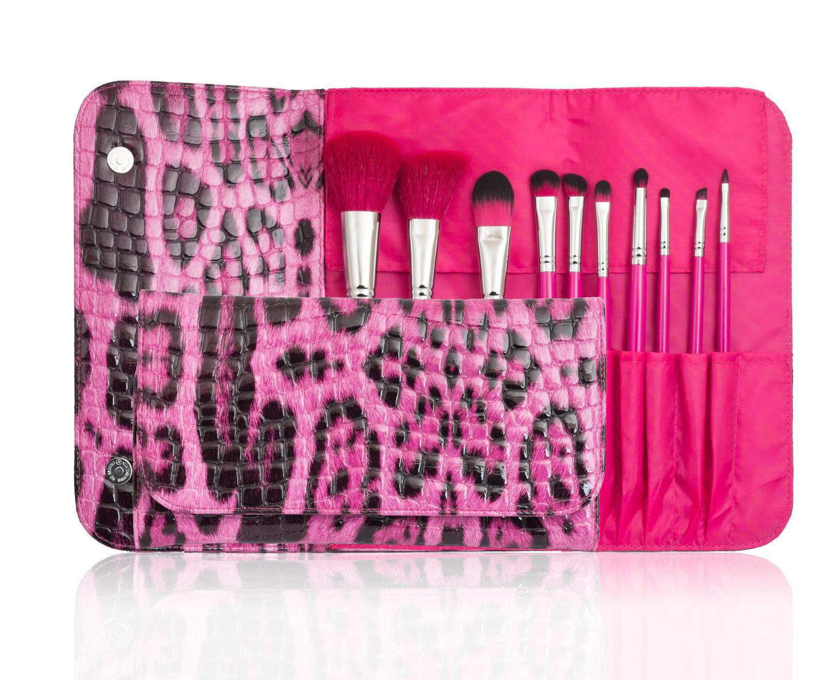 Hot 12PCS Makeup Brush Cosmetic Brush with Natural Hair