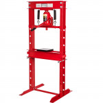 vehicle equipment 20t hydraulic shop press with car bottle jack