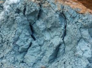 Natural Blue Clay