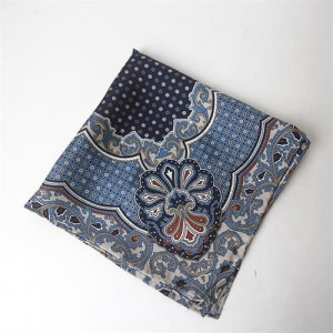 mens silk pocket square nice quality and high end