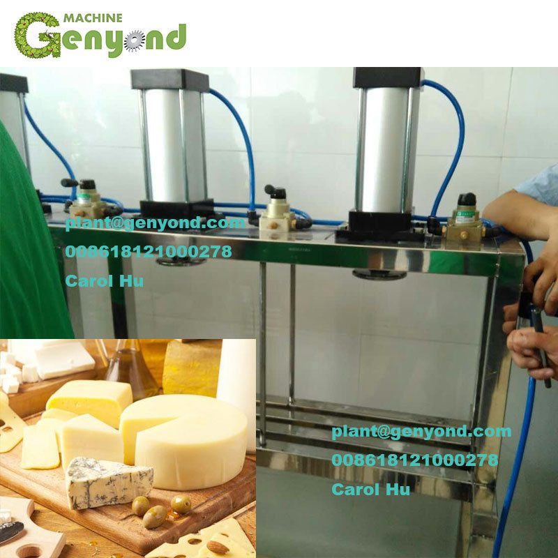 Factory direct supplier round cheese moulding machine