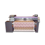 High Speed Textile Sublimation Digital Fabric Printer Printing Machines For Cloth Textiles