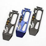 New popular field multi-functional EDC titanium alloy portable tool