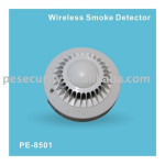 Wireless Infrared Smoke Detector