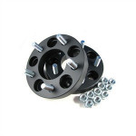 6061 Billet Aluminum Early Ford Wheel Adapters Spacers CNC auto parts
