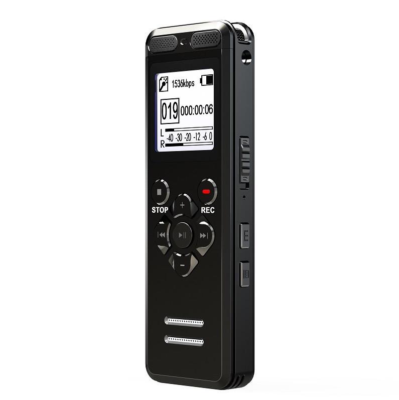 Voice Recording Audio Mini Digital Voice Recorder pen  8G Memory Portable HD Voice Recording USB 2.0 Audio Mini Digital Voic