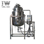 Customized food grade small stainless steel pasteurizer for milk/juice